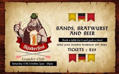 Come to Oktoberfest