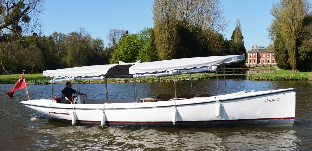 Leander boat trips HRR 2021