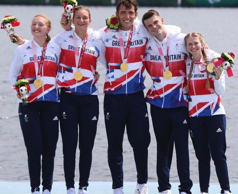 LEANDER GOLD AT THE TOKYO PARALYMPICS & join the heroes' return party